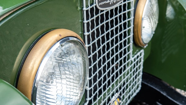 """1956 Land Rover 86"""" Series One For Sale (picture 90 of 243)"""