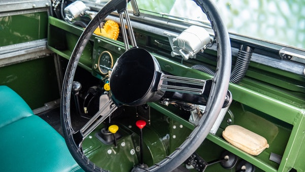 """1956 Land Rover 86"""" Series One For Sale (picture 23 of 243)"""