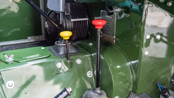 """1956 Land Rover 86"""" Series One For Sale (picture 133 of 243)"""