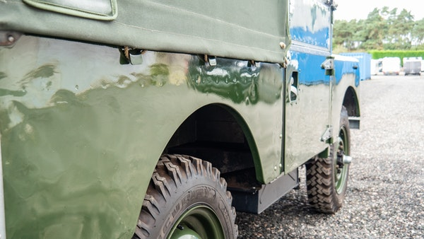 """1956 Land Rover 86"""" Series One For Sale (picture 81 of 243)"""