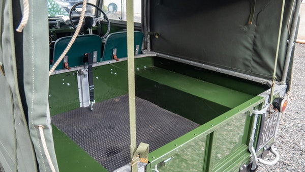 """1956 Land Rover 86"""" Series One For Sale (picture 105 of 243)"""