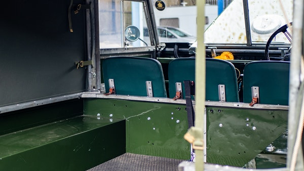 """1956 Land Rover 86"""" Series One For Sale (picture 46 of 243)"""