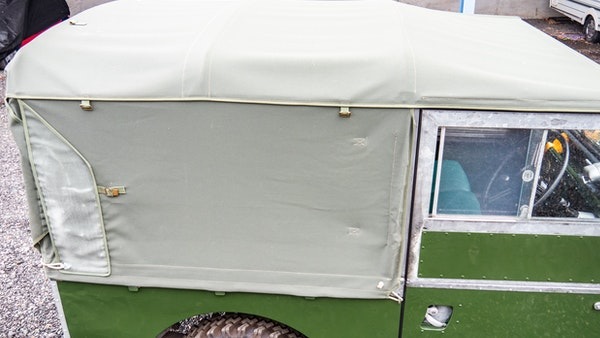 """1956 Land Rover 86"""" Series One For Sale (picture 138 of 243)"""