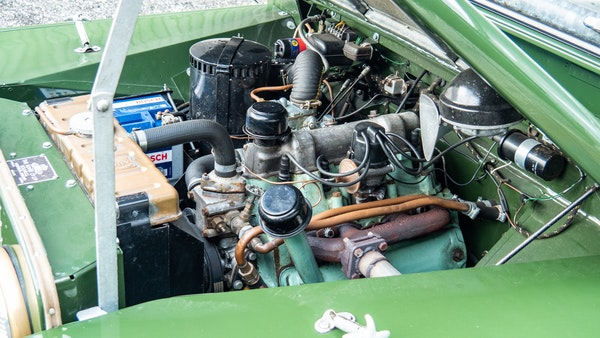 """1956 Land Rover 86"""" Series One For Sale (picture 195 of 243)"""