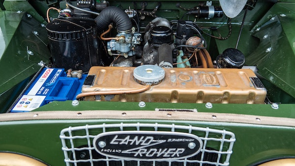 """1956 Land Rover 86"""" Series One For Sale (picture 197 of 243)"""