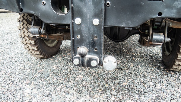 """1956 Land Rover 86"""" Series One For Sale (picture 190 of 243)"""