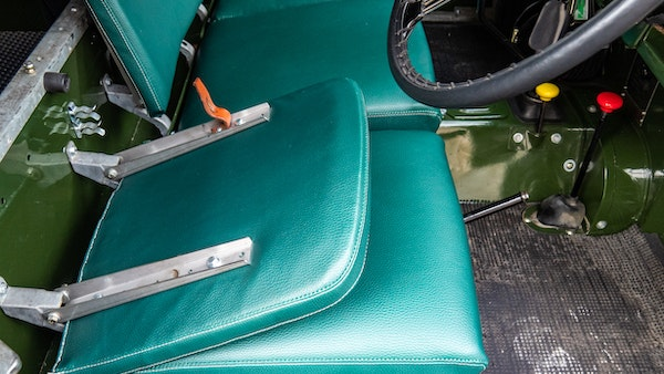 """1956 Land Rover 86"""" Series One For Sale (picture 22 of 243)"""