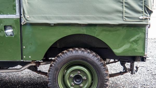 """1956 Land Rover 86"""" Series One For Sale (picture 163 of 243)"""