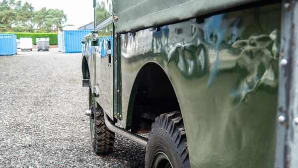 """1956 Land Rover 86"""" Series One For Sale (picture 141 of 243)"""