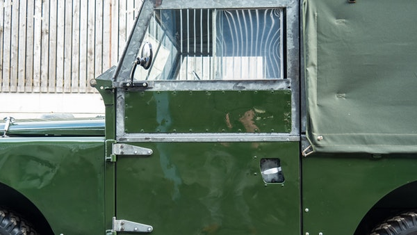 """1956 Land Rover 86"""" Series One For Sale (picture 159 of 243)"""
