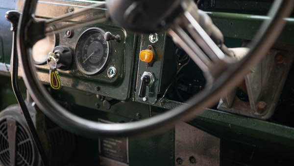 1950 Land Rover Series 1 For Sale (picture 27 of 108)