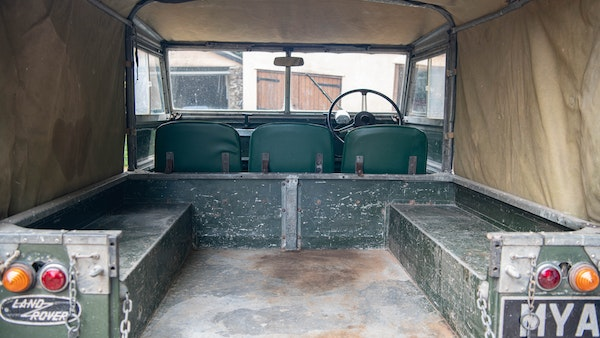 1950 Land Rover Series 1 For Sale (picture 48 of 108)