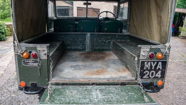 1950 Land Rover Series 1 For Sale (picture 49 of 108)