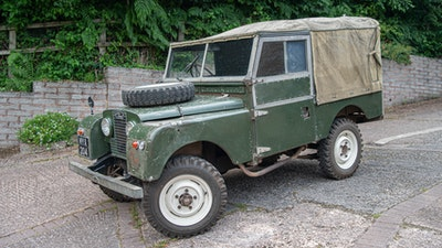 1950 Series 1 Land Rover