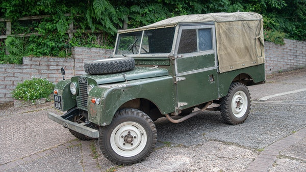1950 Land Rover Series 1 For Sale (picture 1 of 108)