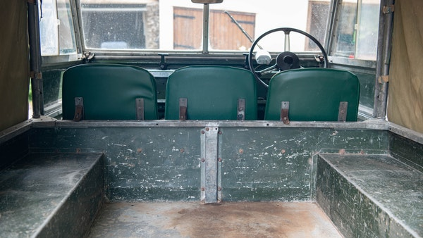 1950 Land Rover Series 1 For Sale (picture 47 of 108)