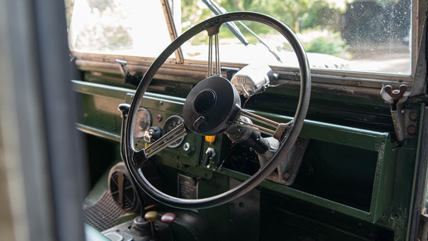 1950 Land Rover Series 1 For Sale (picture 28 of 108)