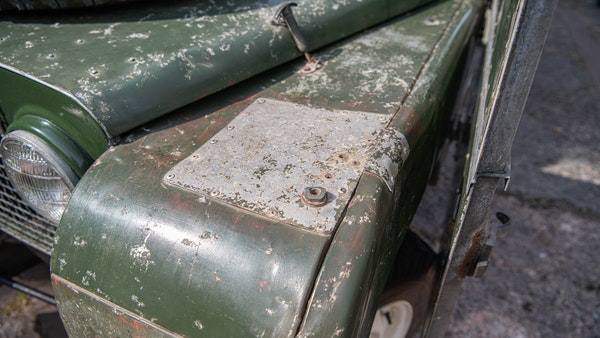 1950 Land Rover Series 1 For Sale (picture 73 of 108)
