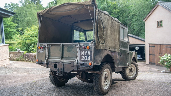 1950 Land Rover Series 1 For Sale (picture 5 of 108)