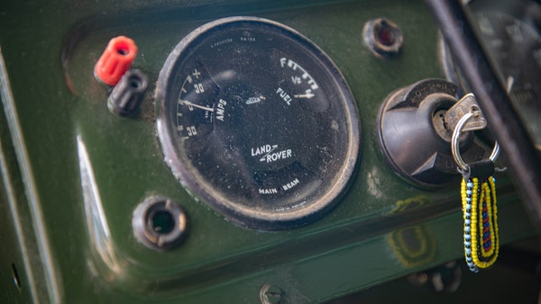 1950 Land Rover Series 1 For Sale (picture 31 of 108)