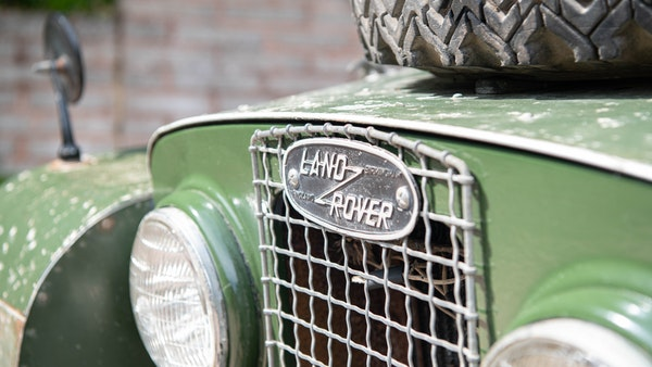 1950 Land Rover Series 1 For Sale (picture 56 of 108)