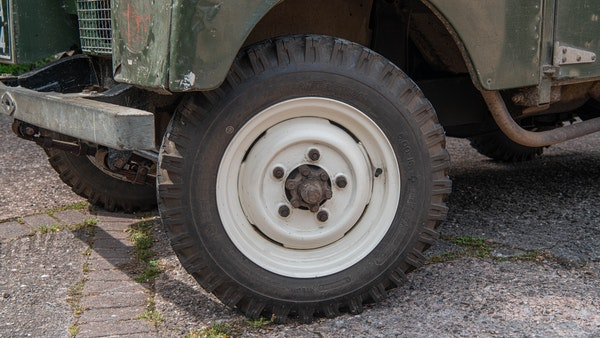 1950 Land Rover Series 1 For Sale (picture 16 of 108)