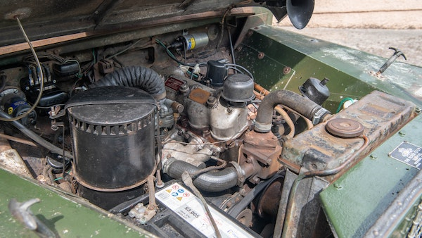 1950 Land Rover Series 1 For Sale (picture 75 of 108)