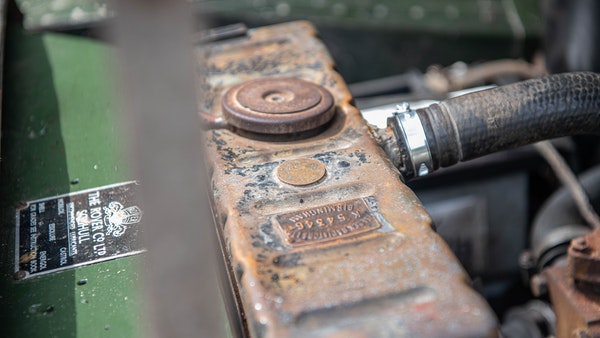 1950 Land Rover Series 1 For Sale (picture 82 of 108)