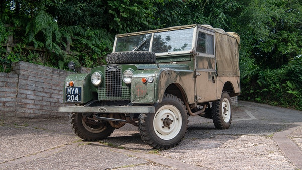 1950 Land Rover Series 1 For Sale (picture 3 of 108)