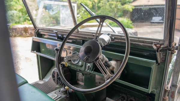 1950 Land Rover Series 1 For Sale (picture 24 of 108)