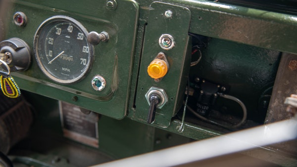 1950 Land Rover Series 1 For Sale (picture 32 of 108)