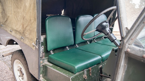 1950 Land Rover Series 1 For Sale (picture 22 of 108)