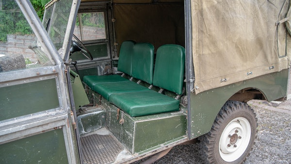 1950 Land Rover Series 1 For Sale (picture 20 of 108)