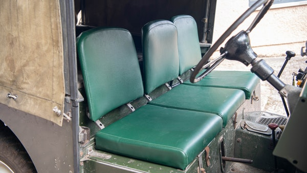 1950 Land Rover Series 1 For Sale (picture 23 of 108)