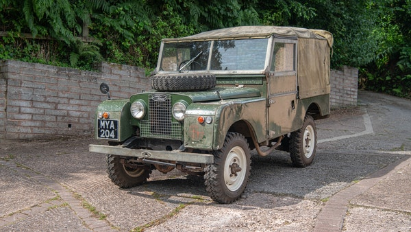 1950 Land Rover Series 1 For Sale (picture 10 of 108)