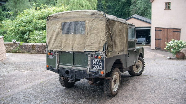 1950 Land Rover Series 1 For Sale (picture 12 of 108)