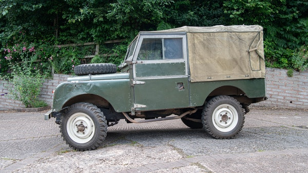 1950 Land Rover Series 1 For Sale (picture 13 of 108)