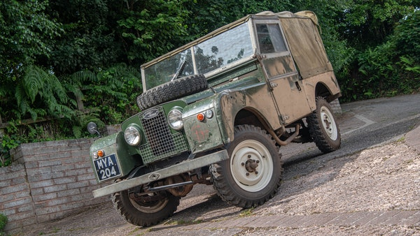 1950 Land Rover Series 1 For Sale (picture 15 of 108)