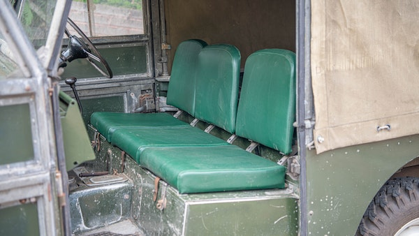 1950 Land Rover Series 1 For Sale (picture 21 of 108)