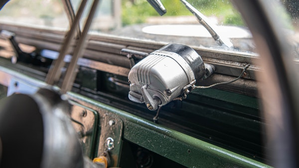 1950 Land Rover Series 1 For Sale (picture 34 of 108)