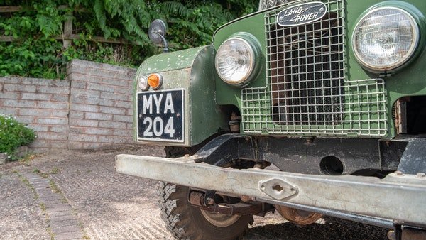 1950 Land Rover Series 1 For Sale (picture 54 of 108)