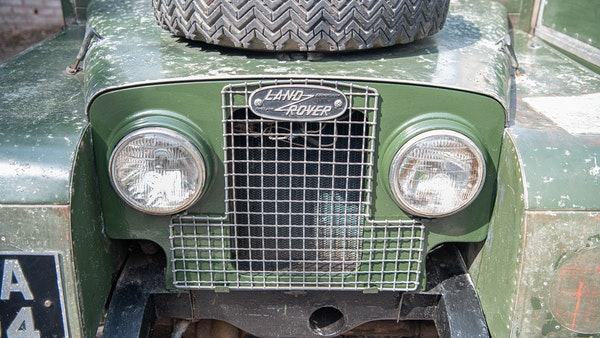 1950 Land Rover Series 1 For Sale (picture 68 of 108)