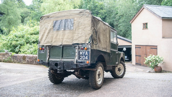 1950 Land Rover Series 1 For Sale (picture 11 of 108)