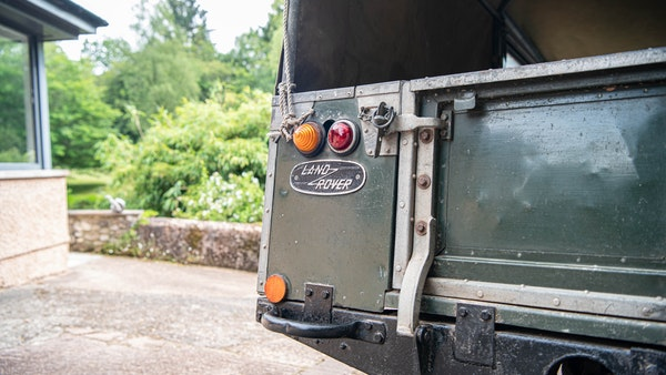 1950 Land Rover Series 1 For Sale (picture 63 of 108)