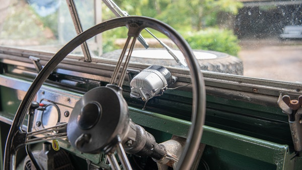 1950 Land Rover Series 1 For Sale (picture 25 of 108)