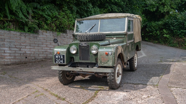 1950 Land Rover Series 1 For Sale (picture 4 of 108)