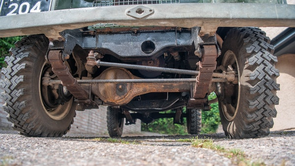 1950 Land Rover Series 1 For Sale (picture 91 of 108)