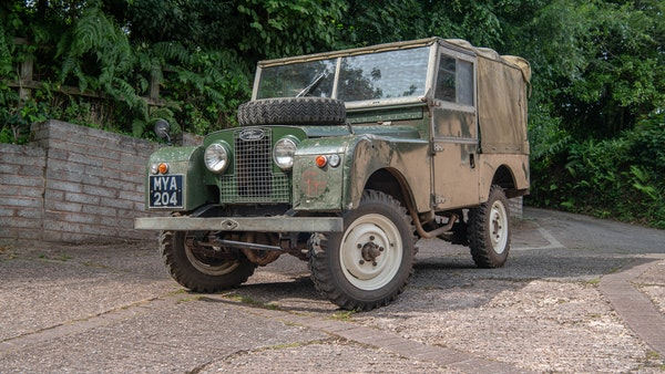 1950 Land Rover Series 1 For Sale (picture 14 of 108)