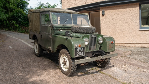 1950 Land Rover Series 1 For Sale (picture 7 of 108)