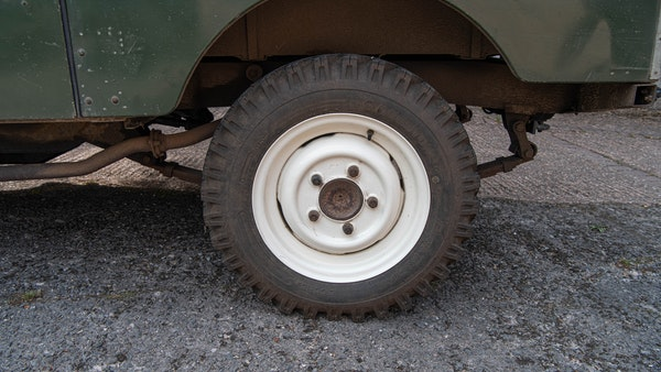 1950 Land Rover Series 1 For Sale (picture 17 of 108)